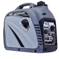 Pulsar 2,000W Portable Gas-Powered Quiet Inverter