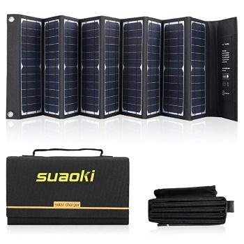 SUAOKI Solar Charger 60W