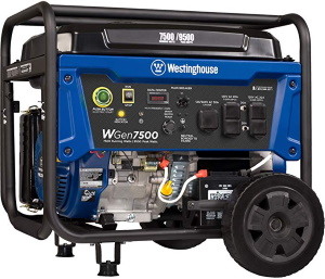 WGEN7500 Portable Generator